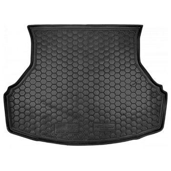 Коврик в багажник для Lada (Ваз) Granta 2190 '11- седан, без шумоизоляции, полиуретановый (AVTO-Gumm)
