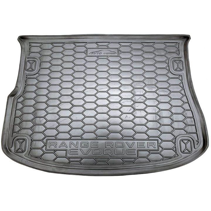 Коврик в багажник для Land Rover Range Rover Evoque '11-18, полиуретановый (AVTO-Gumm)