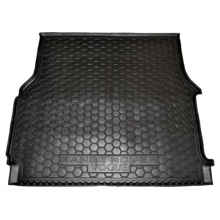 Коврик в багажник для Land Rover Range Rover Vogue '02-12, полиуретановый (AVTO-Gumm)