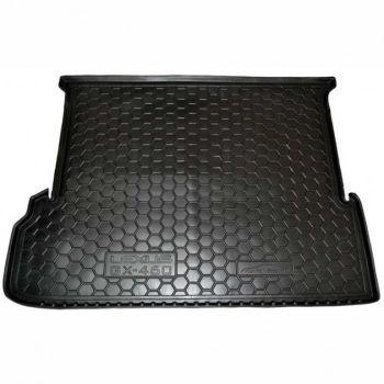 Коврик в багажник для Lexus GX-460 2010- 7 мест, полиуретановый (AVTO-Gumm)