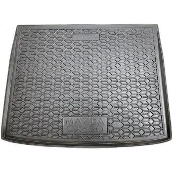 Коврик в багажник для Mazda CX-30 '19-, полиуретановый (AVTO-Gumm)
