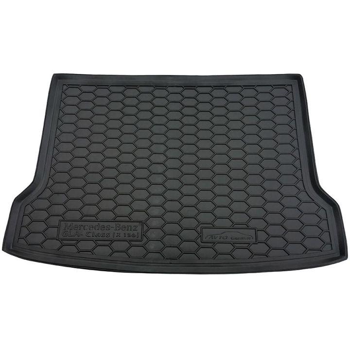 Коврик в багажник для Mercedes GLA X156 '13-, полиуретановый (AVTO-Gumm)