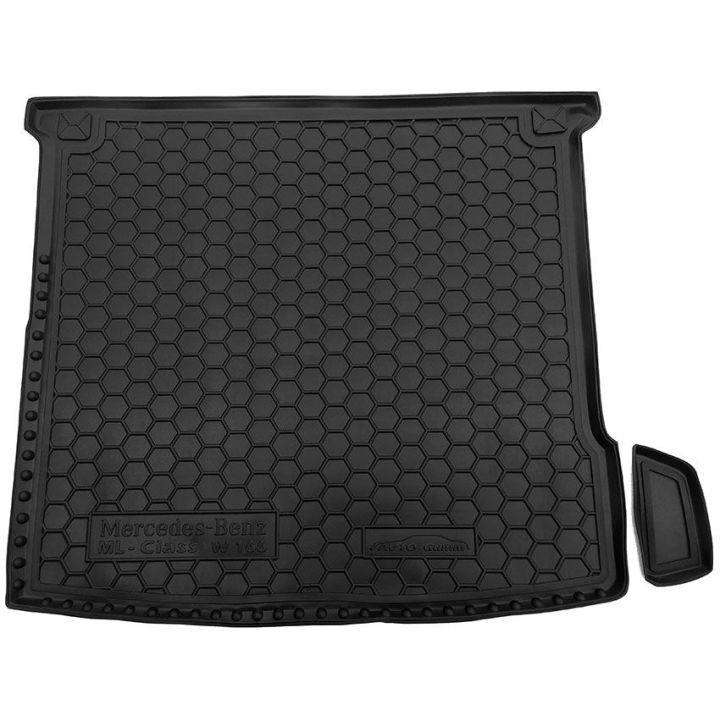 Коврик в багажник для Mercedes ML-Class/GLE W166 '11-18, полиуретановый (AVTO-Gumm)