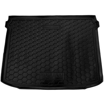 Коврик в багажник для Mitsubishi ASX '10-, полиуретановый (AVTO-Gumm)