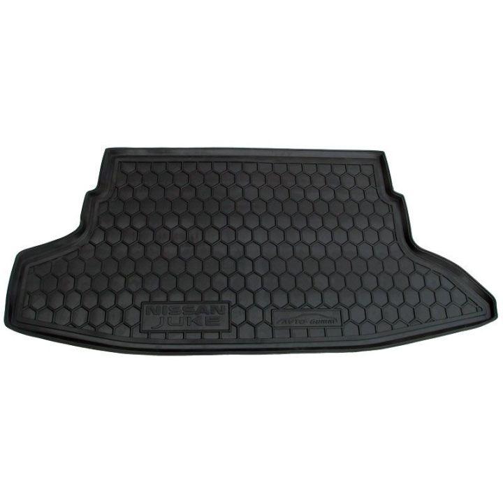 Коврик в багажник для Nissan Juke 2013-, полиуретановый (AVTO-Gumm)