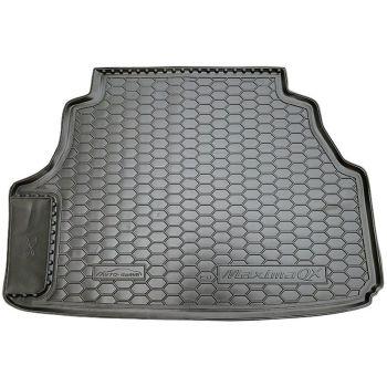 Коврик в багажник для Nissan Maxima '00-06, полиуретановый (AVTO-Gumm)