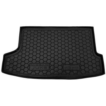 Коврик в багажник для Nissan Juke 2015- верхняя полка, полиуретановый (AVTO-Gumm)