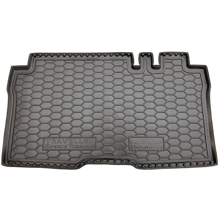 Коврик в багажник для Peugeot Traveller '16- (Business/Active L2), полиуретановый (AVTO-Gumm)