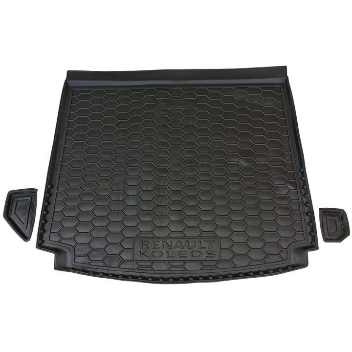 Коврик в багажник для Renault Koleos 2017-, полиуретановый (AVTO-Gumm)