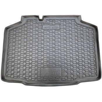 Коврик в багажник для Skoda Kamiq '20-, полиуретановый (AVTO-Gumm)