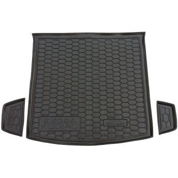 Коврик в багажник для Skoda Kodiaq с 2017, 5 мест, полиуретановый (AVTO-Gumm)