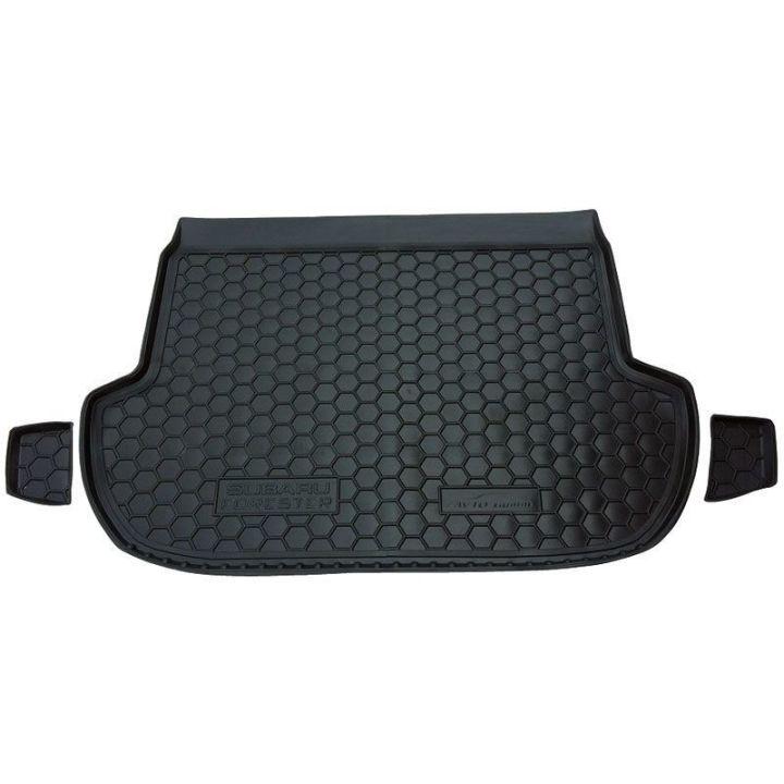 Коврик в багажник для Subaru Forester 2013-, полиуретановый (AVTO-Gumm)