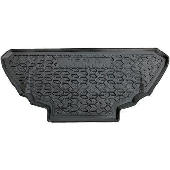 Коврик в багажник для Tesla Model X '15-, 6/7 мест передний, полиуретановый (AVTO-Gumm)