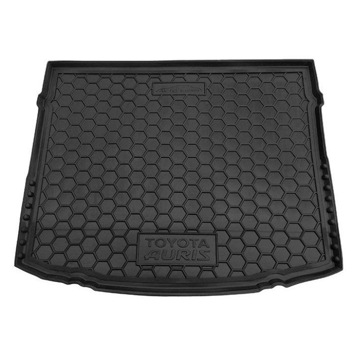 Коврик в багажник для Toyota Auris 2013-, полиуретановый (AVTO-Gumm)