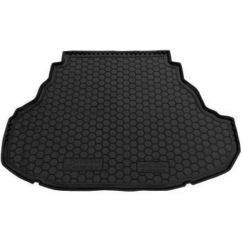 Коврик в багажник для Toyota Camry V55 2014-2017 (2.5L), полиуретановый (AVTO-Gumm)