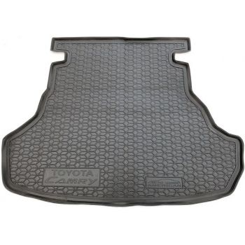 Коврик в багажник для Toyota Camry V55 2011-2017 USA, полиуретановый (AVTO-Gumm)
