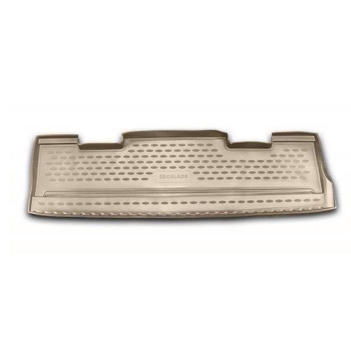 Коврик в багажник для Cadillac Escalade 3 '07-13, полиуретановый Novline-Element
