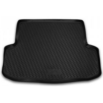 Коврик в багажник для Chevrolet Aveo '04-11 седан, полиуретановый Novline-Element