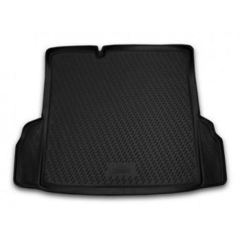 Коврик в багажник для Chevrolet Cobalt Sd '12- седан, полиуретановый Novline-Element