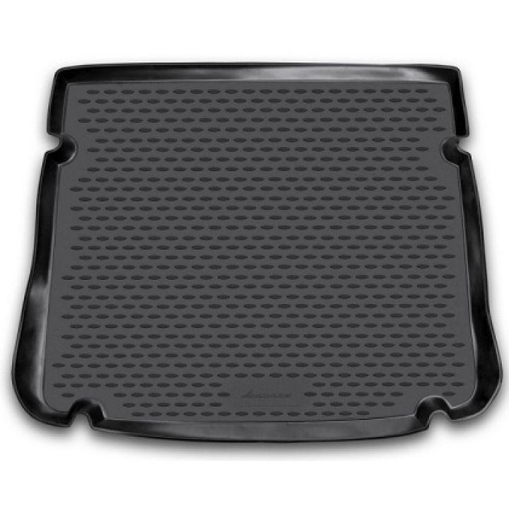 Коврик в багажник для Chevrolet Cruze '11-16 хетчбек, полиуретановый Novline-Element