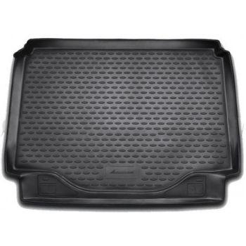 Коврик в багажник для Chevrolet Tracker '13-, полиуретановый Novline-Element