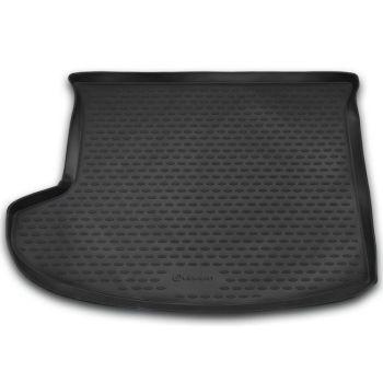 Коврик в багажник для Jeep Liberty '02-07, полиуретановый Novline-Element