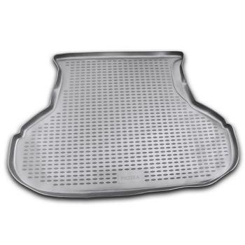 Коврик в багажник для Lada (Ваз) Priora 2170 '07- седан, полиуретановый Novline-Element
