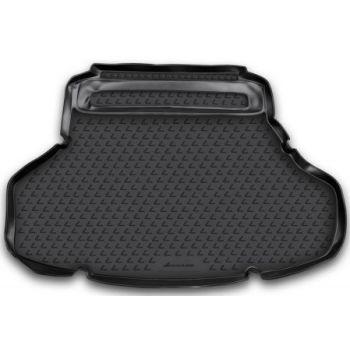 Коврик в багажник для Lexus ES '12-, полиуретановый Novline-Element