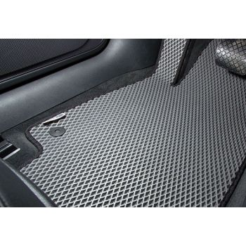 Коврики в салон для Peugeot 107 '05-09, EVA полимерные, (Autobro)