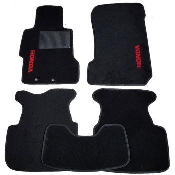 Коврики в салон для Honda Accord 10 '18-, текстильные (Стандарт)
