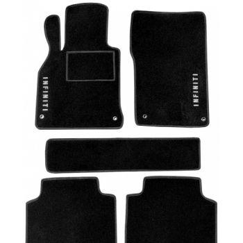 Коврики в салон для Infiniti FX '03-08, текстильные (Стандарт)