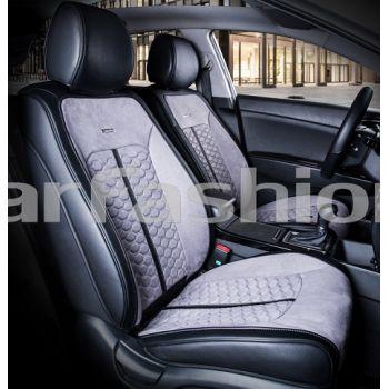 Каркасные накидки на передние сиденья Stalker, (CarFashion)