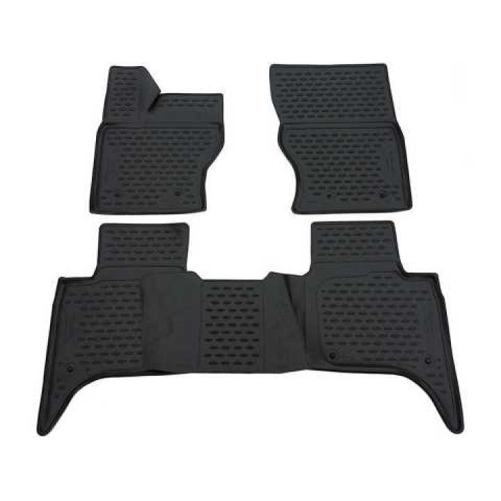 Коврики 3D в салон для Land Rover Range Rover Sport '13-, полиуретановые Element-Novline