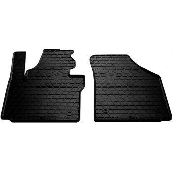 Коврики в салон для Volkswagen Caddy '04-15 (2 места), резиновые черные (Stingray)