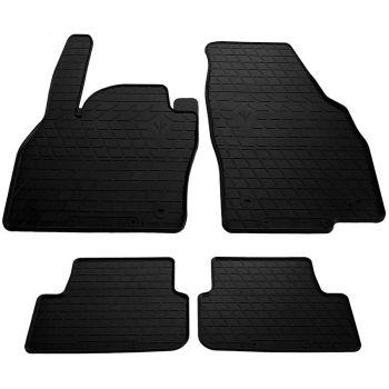 Коврики в салон для Seat Arona '17-, резиновые черные (Stingray)