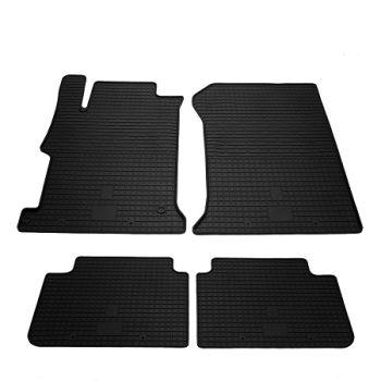 Коврики в салон для Honda Accord 2013-, резиновые черные  (Stingray)