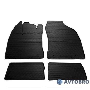 Коврики в салон для Lexus CT 200H '11-, резиновые черные (Stingray)