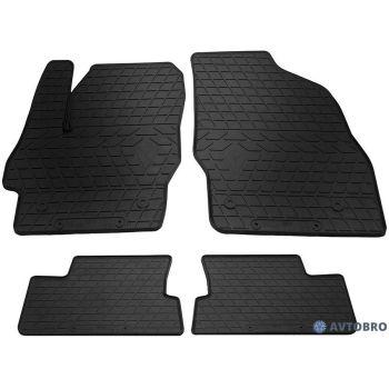 Коврики в салон для Mazda 3 '09-13, резиновые черные (Stingray)