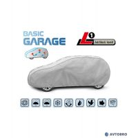 """Тент автомобильный для хетчбэка """"L1"""" 4.05см-4.30см """"Basik Garage"""""""