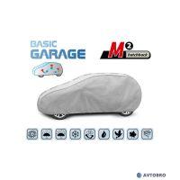 """Тент автомобильный для хетчбэка """"M2"""" 3.80см-4.05см """"Basik Garage"""""""