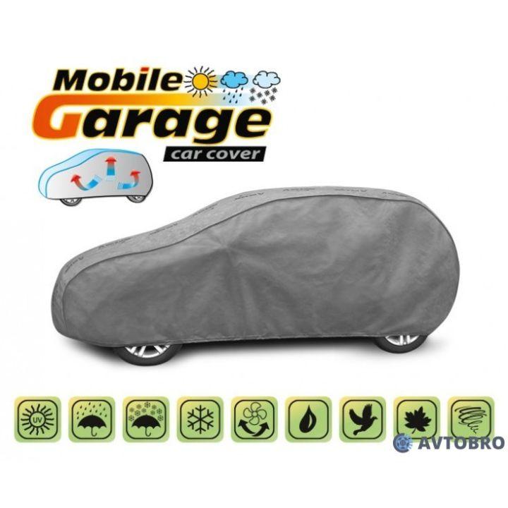 """Чехол-тент автомобильный для хетчбэка/комби """"L1"""" """"Mobile Garage"""""""