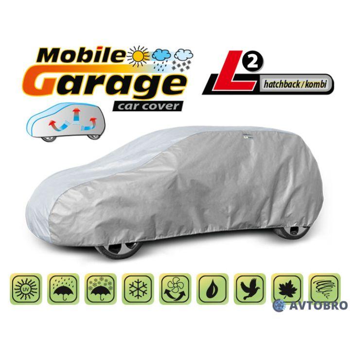 """Чехол-тент автомобильный для хетчбэка/комби """"L2"""" """"Mobile Garage"""""""