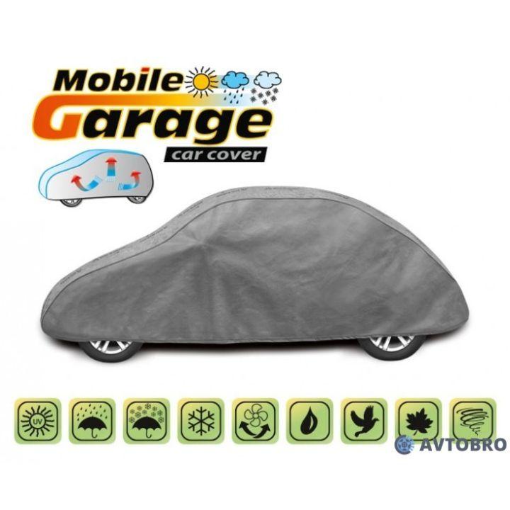 """Чехол-тент автомобильный для хетчбэка L Beetle New """"Mobile Garage"""""""