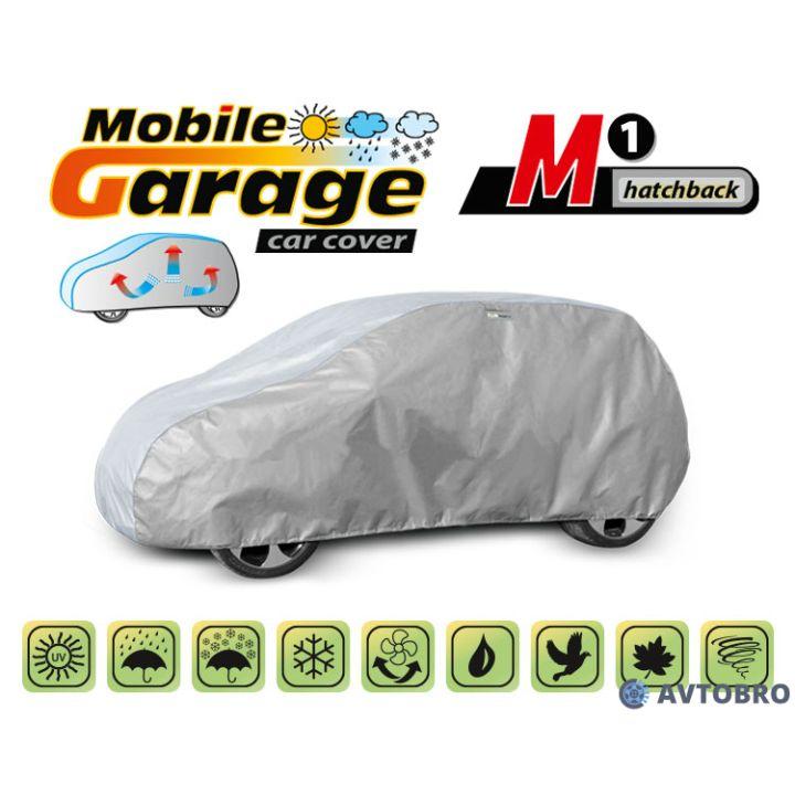 """Чехол-тент автомобильный для хетчбэка """"M1"""" """"Mobile Garage"""""""