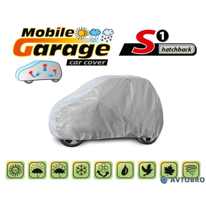 """Чехол-тент автомобильный для хетчбэка """"S1"""" Smart """"Mobile Garage"""""""