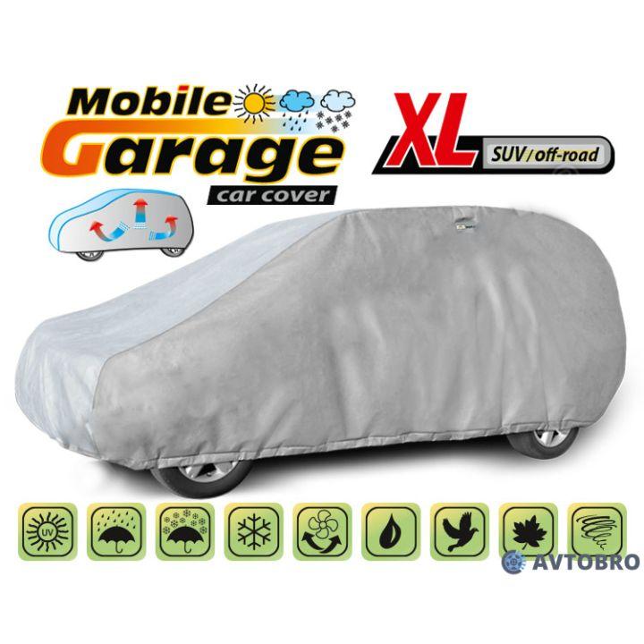 """Чехол-тент автомобильный для джипа """"XL"""" 4.50см-5.10см """"Mobile Garage"""""""