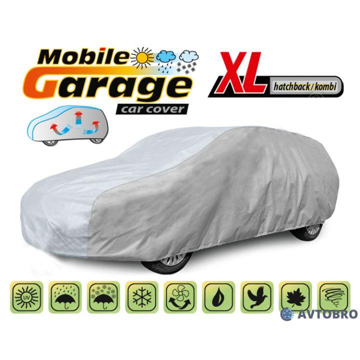 """Чехол-тент автомобильный для хетчбэка/комби """"XL"""" """"Mobile Garage"""""""