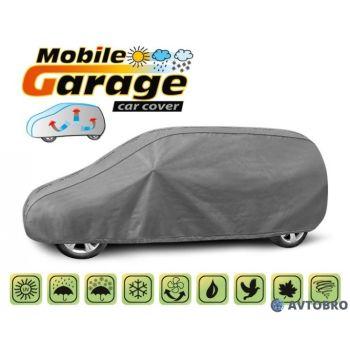 """Чехол-тент автомобильный для минивена """"XL LAV"""" 4.43см-4.63см """"Mobile Garage"""""""