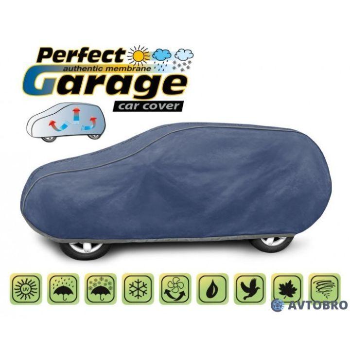 """Тент для автомобиля на джип """"L"""" 4.30см-4.60см """"Perfect Garage"""""""