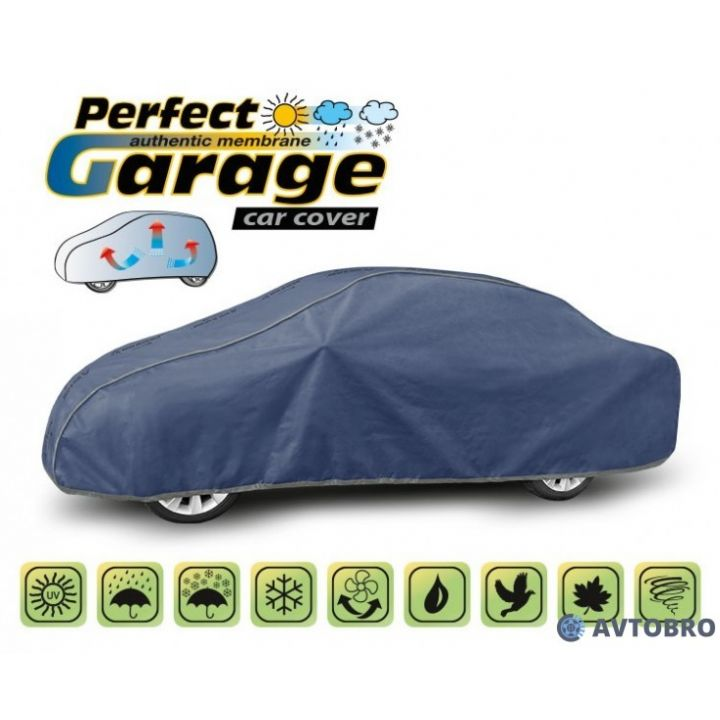 "Тент для автомобиля на седан ""XL"" 4.72см-5.00см ""Perfect Garage"""